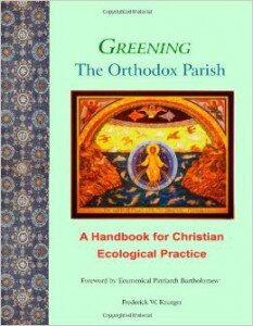 Cover of Greening the Orthodox Parish